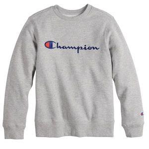 Gray Champion Sweatshirt NWOT